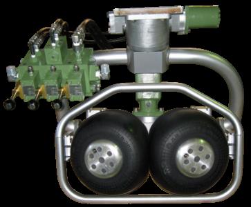 KB300CH(油圧旋回装置付き 定置網漁向けキャッチホーラー)