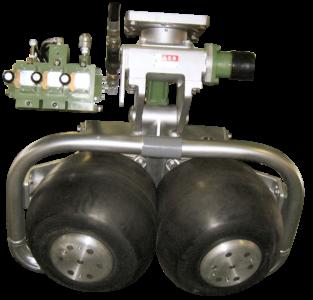 KB450(油圧旋回装置付き)