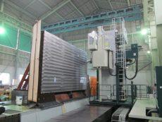 フロアーボーリング(床上型CNC横中ぐりフライス盤)