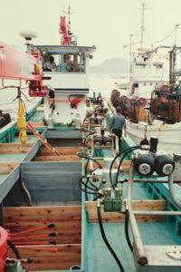 漁法(漁種)毎機械について